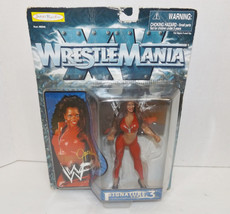 "New! 1998 Jakk's WrestleMania XV Series #3 ""Jacqueline"" Action Figure WW... - $19.79"