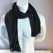 """Geoffrey Beene New Acrylic Cable Knit Soft Italian Made Scarf 66"""" X 15"""" ... - $14.63"""