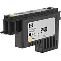 HP C4900A 940 Printhead for Officejet Pro Printers - Inkjet - Black/Yellow - $84.21