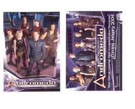 2003 Inkworks Andromeda Promo - $1.00