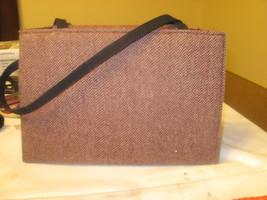 Kate Spade Herringbone Handbag - $30.00