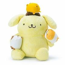 Pom Pom Purin Plush Doll Always Together 2018 Sanrio JP New Free Shipping - $56.30