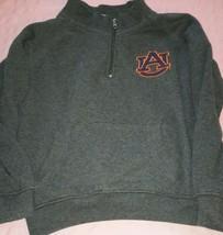 boys medium Auburn football pullover jacket - $13.09