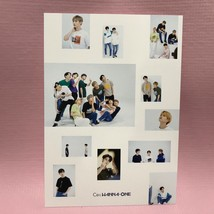 WANNA ONE x Ce& Official POSTCARD Beat & Wave Project Promotional Post C... - $13.54