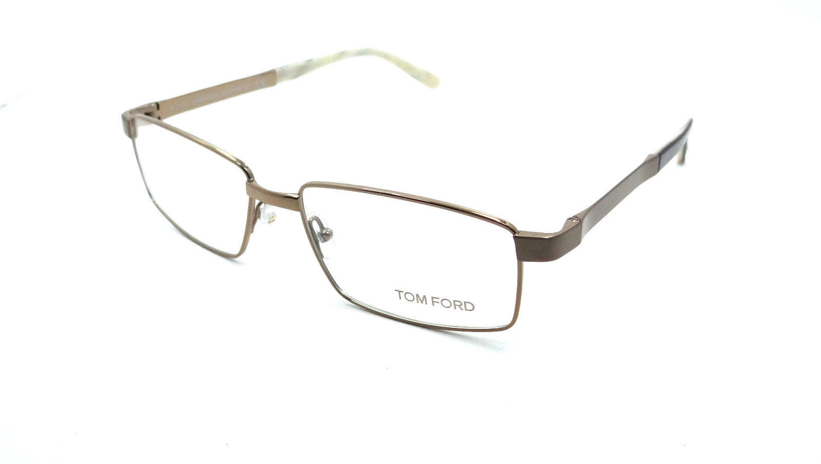 Tom Ford Rx Eyeglasses Frames TF 5205 028 52x16 Gold Made in Italy