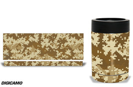 USA Tuff Graphic Decal Skin for YETI Colster Beer Koozie Can Cozy DIGICAMO - $243,02 MXN