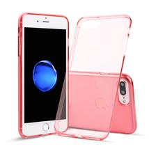 For iPhone 7 Plus Case Shamo's® TPU Rubber Transparent Silicone Shockpro... - $6.96