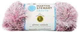 1 Skein Lion Brand Yarn 5800-503 Martha Stewart Glitter Eyelash Yarn, Ku... - $3.84 CAD