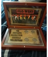 The Obsolete Racketeer Nickel Collection - $99.00
