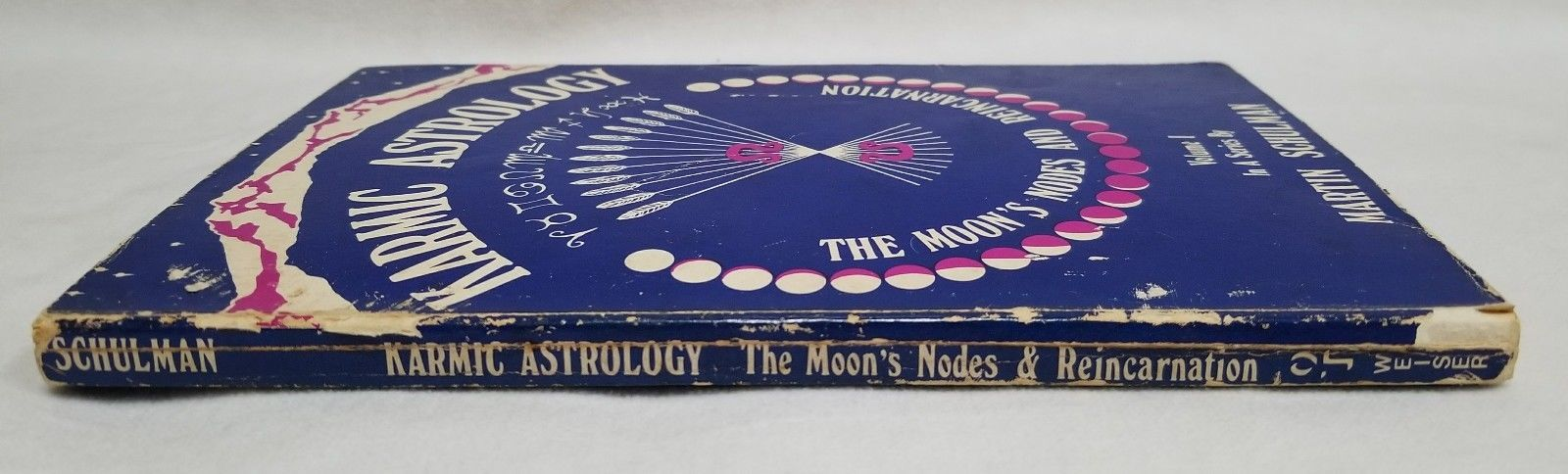 Karmic Astrology The Moon's Nodes and Reincarnation Volume 1 by Martin Schulman image 2