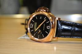 Men's wrist watch Panerai Luminor PAM00908 - $2,600.00