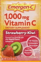 Emergen-C Dietary Supplement Drink Mix With 1000mg Vitamin C, 0.31 Ounce... - $16.73