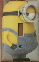 Minion Light Switch Cover lighting outlets home wall decor kid's playroo... - $8.00