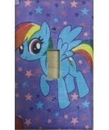 My Little Pony Light Switch Cover home wall decor nursery kid bedroom ou... - $4.75