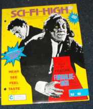 Sci Fi High Monster School binder 1980s - $16.99