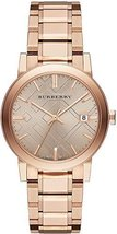 Burberry Rose Dial Rose Gold-tone Ladies Watch BU9034 - $360.36