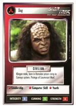 Star Trek CCG - Toq - $0.99