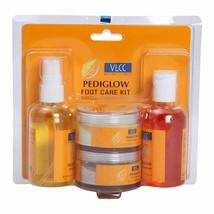 VLCC Pedi Glow Foot Care Kit (Combo Of 4) - $24.60