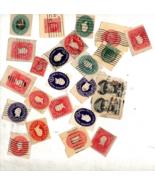 Stamps - Assorted vintage 25 U S Stamps - $2.50