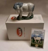 Wade Collectors Club 2005 Limited Edition Shetland Pony Porcelain Figurine - $19.79