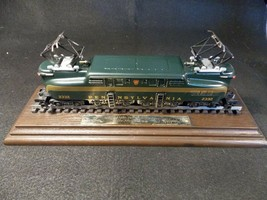 Hallmark Great American Railways 2332 Pennsylvania GG-1 Electric Locomot... - $35.52