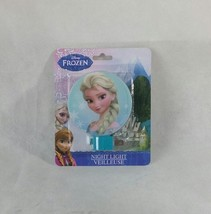 NEW DISNEY FROZEN ANNA  NIGHT LIGHT ROTARY SHADE FULLY LICENSED - $6.79