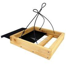 Seed Feeder WildBird Care Hanging Platform Tray... - $35.25