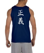 Admiral fujitora OP back only Tank top Color NAVY - €14,02 EUR+