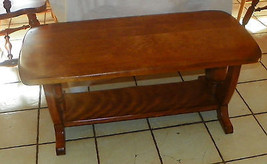 Maple Coffee Table - $399.00