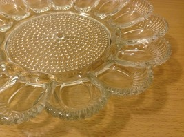 Clear Glass Easter Egg and Pascha Cake Serving Plate image 3