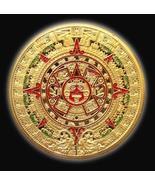 Bwehaztec gold mayan prophecy calendar 2012 coin thumbtall