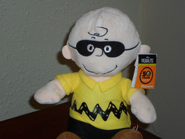 Peanuts Halloween Animated Musical Charlie Brown Plush Stuffed Doll - $24.99