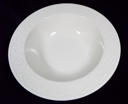 Mikasa Plaza Lane 10 Inch Round Serving Bowl White - $35.99