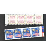 Stamps - U. S. Postage (2 Different Stamps 4 of each ) - $2.90
