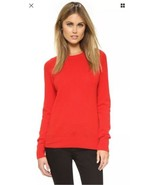 Nwt Equipment 'Sloane' Crewneck Cashmere Sweater In Cherry Red L - $95.04
