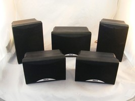Set of 5 RCA SP998 Surround Sound Speakers - $38.42