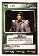 Star Trek CCG - Jaron - $0.69