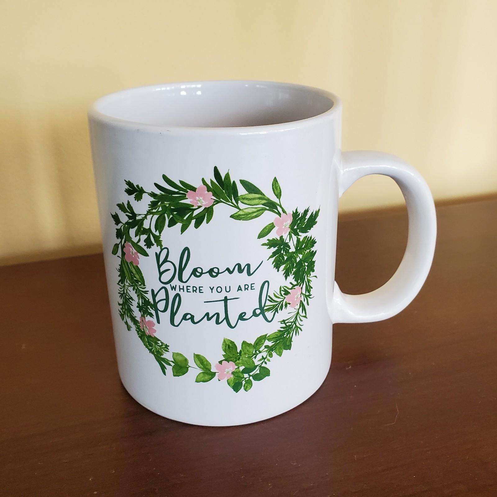 Mug bloomwhereplanted 1