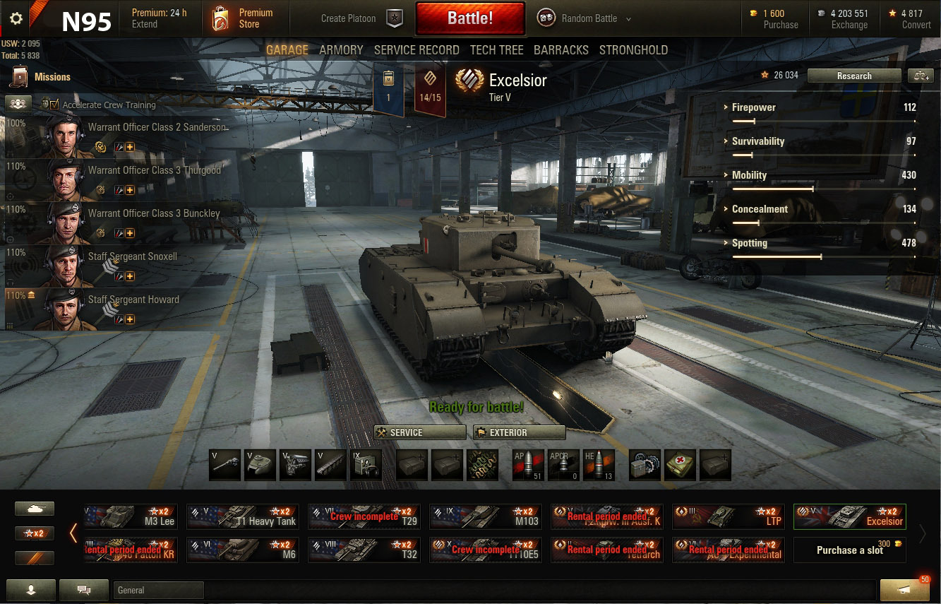 World of tanks ltp matchmaking