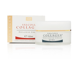 Anti Aging Marine Collagen Face Cream Line Wrinkle Reducer Salcoll Exclusive - $199.99