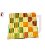 Kente Cloth Ghana African Handwoven fabric Ashanti kente African Art 6 yards - €161,43 EUR