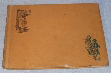 Hansel and Gretel 1944 Color Illustrated Grimm Bros Engelbert Humperdinck
