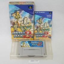 Nintendo Snes Métal Max 2 W / Boîte Actif Sfc Jeux Japon 2001-147 - $22.27