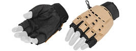 Airsoft Paintball Tactical Armored Half Finger ... - $9.95