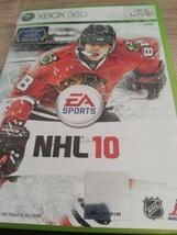 MicroSoft XBox 360 NHL 10 image 1