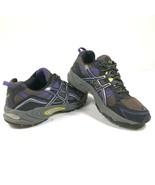 ASICS Gel-Venture 4 Trail Running Scarpe Nero Marrone Grigio Viola Donna 8 T383N - $22.15