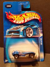 2003 Hot Wheels #209 Cat-A-Pult - 57191 - $2.14