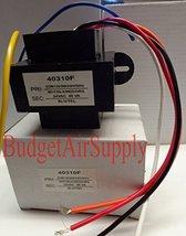 NEW Universal 24 volt Foot Mount Transformer 120/208/240 40 VA 60Hz 4031... - $22.65