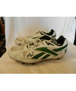 Green Bay Packers Reebok Spikes Cleats Signed by #31 George Teague 1993-... - $297.00