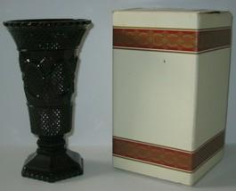 "Vintage Avon VASE 1876 Cape Cod Collection 8"" Original Box  - $13.09"